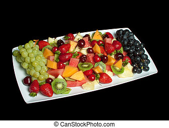Fresh Fruit Platter - Delicious fresh fruit platter...