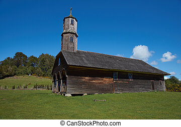 UNESCO Historic Church - Historic wooden church, Iglesia de...