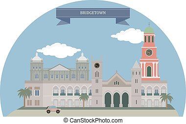 Bridgetown, Barbados - Bridgetown, capital and largest city...