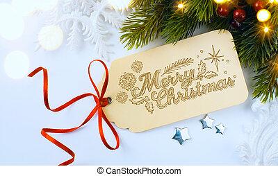 背景, 銷售, 光, 樹, 假期, 藝術, 聖誕節