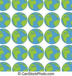 earth planet design - earth planet design, vector...