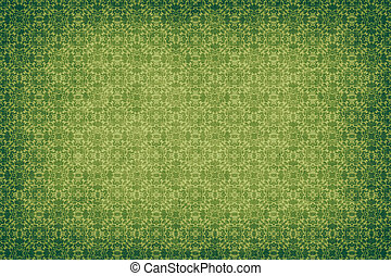 background and pattern - green nobl - illustration of a...
