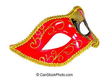 veneciano, carnaval, máscara, modelado,...
