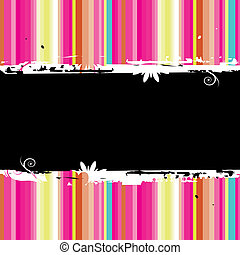 Background colorful seamless Place your text here