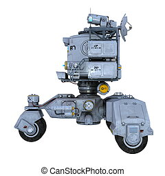Space rover - Image of a space rover