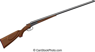 Classic Hunting Rifle