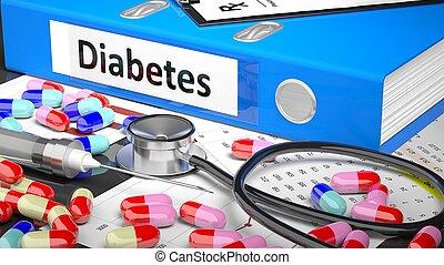 azul, medicaments, médico, Suministros, Doctor, tabla,...