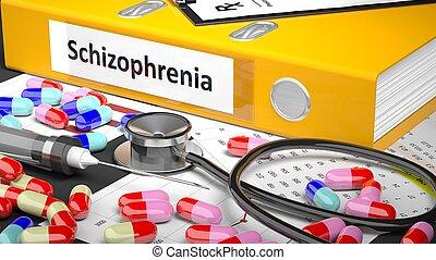 medicaments, médico, amarillo, Suministros, Doctor, tabla,...