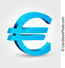 Euro symbol - european currency