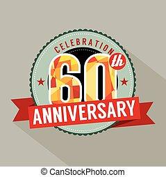 60th Years Anniversary Celebration. - 60th Years Anniversary...