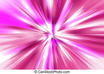 Pink background - abstract pink color background with radial...