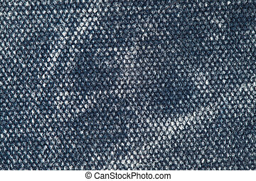denim colored canvas - old faded denim colored canvas...