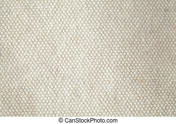 old white canvas textile background