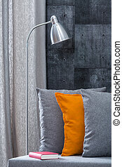 Concrete wallpaper design - Image of concrete wallpaper...