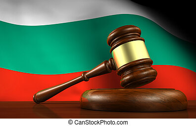 Bulgaria Law Legal System Concept - Bulgaria law, legal...