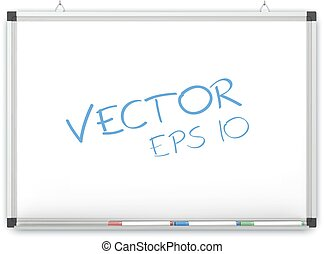 Vector Whiteboard.