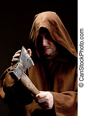Medieval executioner - Terrify medieval executioner checking...