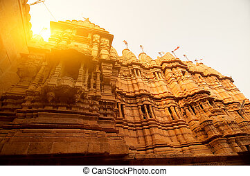 Golden fort of Jaisalmer