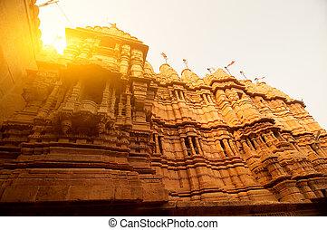 Golden fort of Jaisalmer