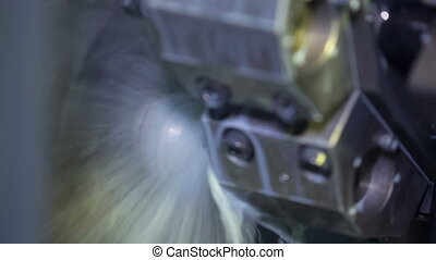 cnc metalworking industry