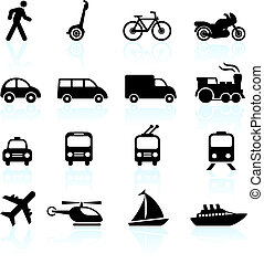 transport, elementara,  design, ikonen