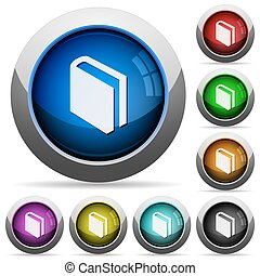Book button set