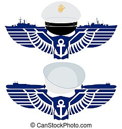The icons of the US Navy - The icons of the Navy United...