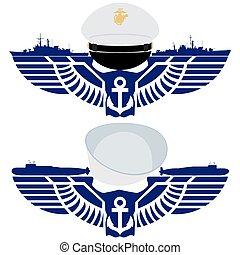 The icons of the US Navy - The icons of the Navy United...