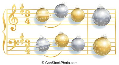 Silent Night Christmas Balls Song