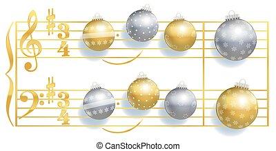 Silent Night Christmas Balls Song - Silent Night christmas...