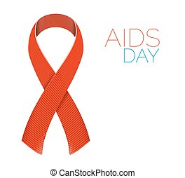 Vector AIDS ribbon