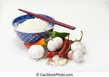 Asian ingredients