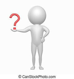 Stickman Question - Render images of 3D model designed in...