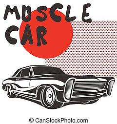 Car muscle