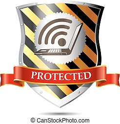 Internet security - safety network - Internet security -...
