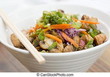 Korean Dak Bulgogi Chicken