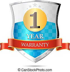 Warranty - one year