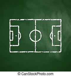 playing field icon