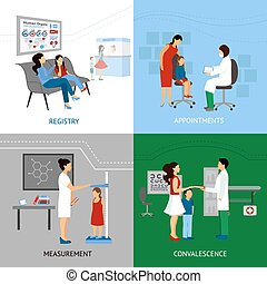 Pediatrician Design Concept - Pediatrician design concept...