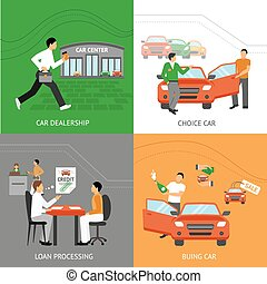 Car Dealership Design Concept - Car dealership design...