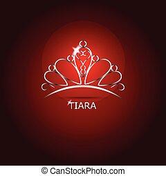 Decorative tiara