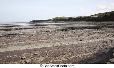 St Audries Bay Somerset England uk near Watchet