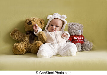 負擔,  3,  Teddy