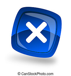 cancel internet icon