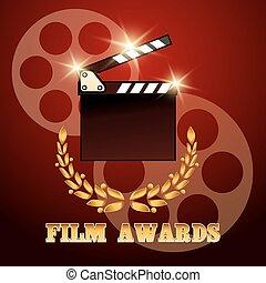 Film Awards Poster