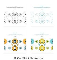 Concept design template set