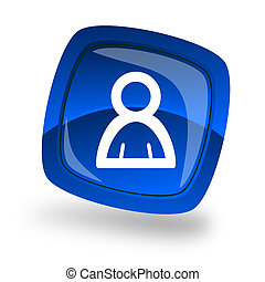 person internet icon