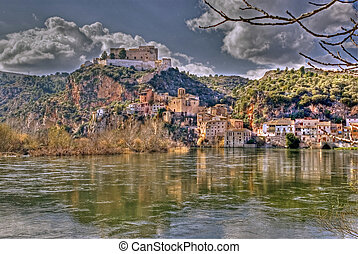 Miravet - The Tarragona region of Spain: the village and...