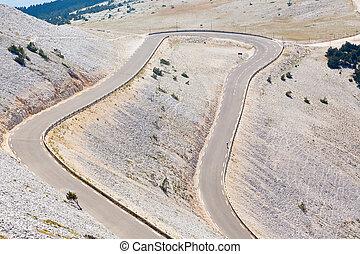 Mont Ventoux is the highest part of the Tour de France