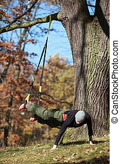 outdoor suspension training